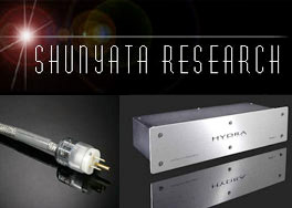 Shunyata Research Logo